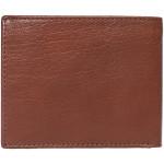 Pánska kožená peňaženka SEGALI 70076 tmavý koňak