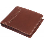 Pánska kožená peňaženka SEGALI 70079 tmavý koňak