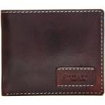 Pánska kožená peňaženka SEGALI 1031 hnedá