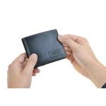 Pánská kožená peněženka SEGALI 1031 černá