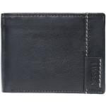 Pánska kožená peňaženka SEGALI 3490 čierna