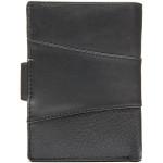 Pánska kožená peňaženka SEGALI 61326 čierna