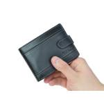 Pánská kožená peněženka SEGALI 61285 černá