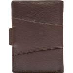 Pánska kožená peňaženka SEGALI 61326 hnedá