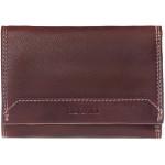 Dámska kožená peňaženka SEGALI 7023 červená
