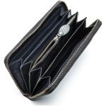 Dámska kožená peňaženka SEGALI 4989 W modrá