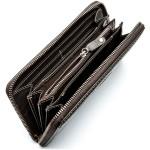 Dámska kožená peňaženka SEGALI 4990 chocolate