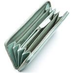 Dámska kožená peňaženka SEGALI 1084 lt. šedá/čierna
