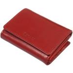 Dámska kožená peňaženka SEGALI 70089 červená