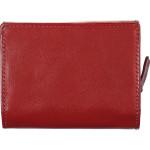 Dámska kožená peňaženka SEGALI W 70091 červená