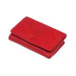 Dámska kožená peňaženka SEGALI 10035 červená