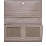 Dámska kožená peňaženka SEGALI 2249 taupe