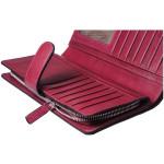 Dámska kožená peňaženka SEGALI 3489 magenta