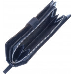 Dámska kožená peňaženka SEGALI 3489 modrá