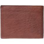 Pánska kožená peňaženka SEGALI 3490 hnedá