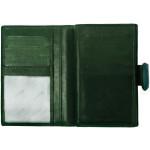 Dámska kožená peňaženka SEGALI 9023A zelená