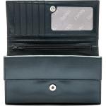 Dámska kožená peňaženka SEGALI 61336 A modrá