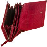Dámska kožená peňaženka SEGALI 910 19 9125 ružová