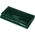 Dámska kožená peňaženka SEGALI 910 19 9125 zelená