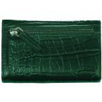 Dámska kožená peňaženka SEGALI 910 19 704 zelená