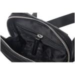 Pánský kožený crossbag SEGALI 2012 černý