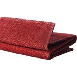 Dámska kožená peňaženka SEGALI 100 červená WO