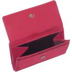 Dámska kožená peňaženka SEGALI 1756 hot pink