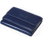 Dámska kožená peňaženka SEGALI 1756 nappa modrá