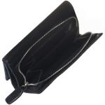 Dámska kožená peňaženka SEGALI 3305CD čierna