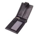 Pánska kožená peňaženka SEGALI 2511 čierna