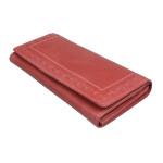 Dámska kožená peňaženka SEGALI 7052 červená