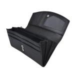 Dámska kožená peňaženka SEGALI 7064 čierna