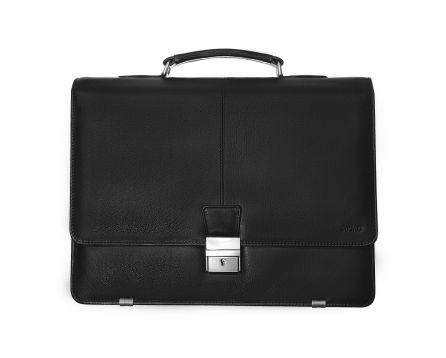Pánský kožený kufřík SEGALI 7005 černý