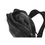 Pánský kožený crossbag SG 7018 černý