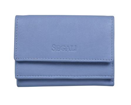Dámska kožená peňaženka SEGALI 1756 lavender