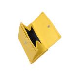Dámska kožená peňaženka SEGALI 1756 žltá
