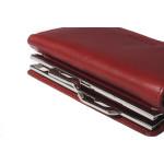 Dámska kožená peňaženka SEGALI 870 portwine