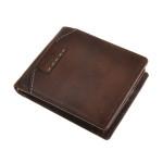 Pánska kožená peňaženka SEGALI 50758 hnedá
