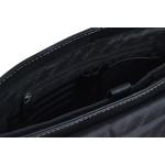 Pánská kožená taška SEGALI 25581 černá