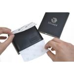 Pánska kožená peňaženka SEGALI 1031 čierna