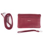 Dámská kožená kabelka SEGALI 8002 portwine