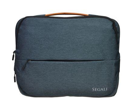 Taška na notebook SEGALI SGN 190802 šedá