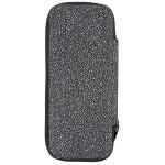 Dámska manikúra SEGALI 230401-398 čierno / biele bodky