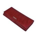 Dámska kožená peňaženka SEGALI 7120 portwine