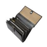Dámska kožená peňaženka SEGALI 720 116 704 šedá