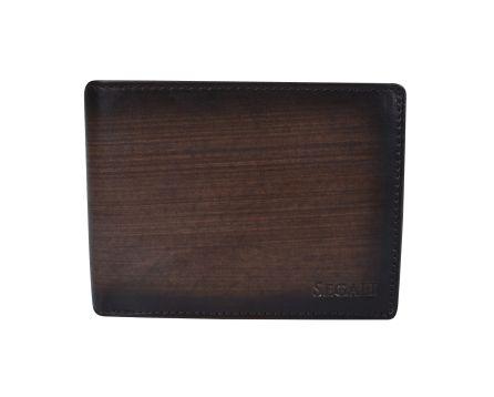 Pánska kožená peňaženka SEGALl 929 204 030 hnedá