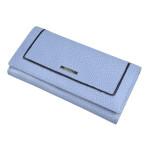 Dámska kožená peňaženka SEGALI 7075 celestial