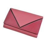 Dámska kožená peňaženka SEGALI 7107 magenta/carmine