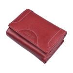 Dámska kožená peňaženka SEGALI 7196 B portwine