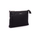 Dámska kožená kabelka SEGALI A6B čierna